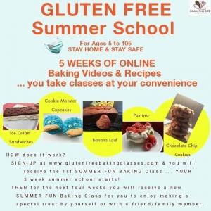 Gluten-Free Summer Camp @ KOB Gluten-Free Baking