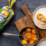 Corn Thins August 2020 Recipes wp