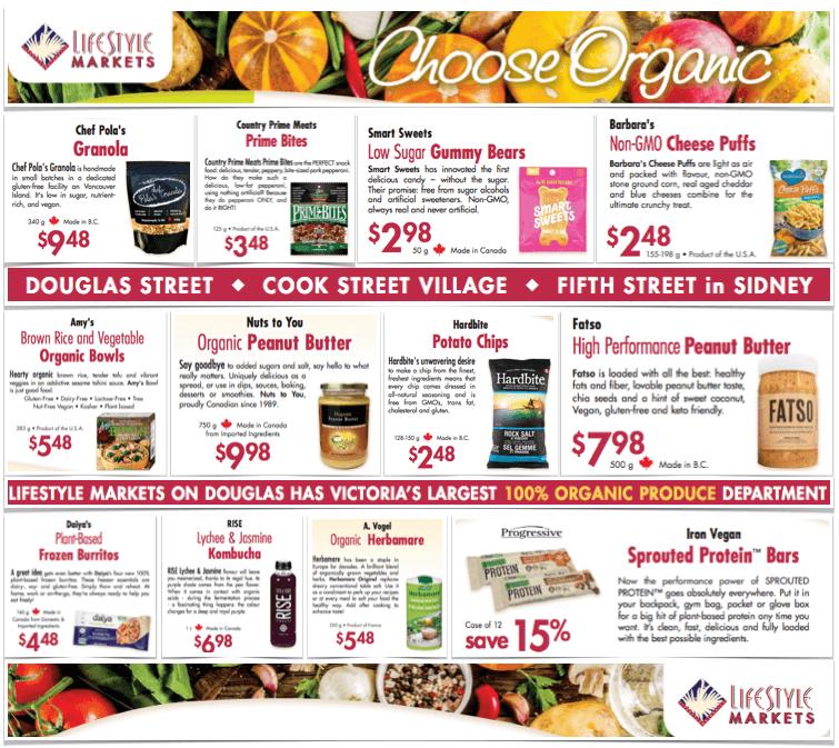 Lifestyle Markets Gluten-Free Flyer 2