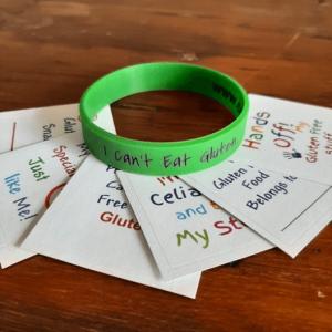 celiackidstuff green sample pack