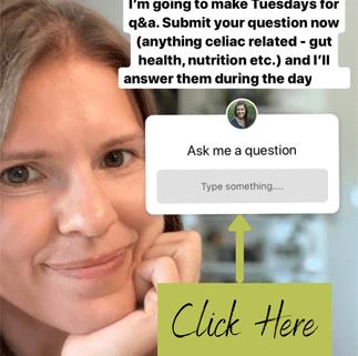 Celiac Dietitian Q&A Tuesday