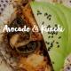 CORN THINS Avocado & Kimchi wp