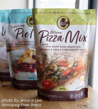 cocoabean mixes x 4 Jessica Lee Winnipeg Free Press wp