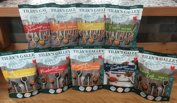 14 Day Supply Meal Mixes