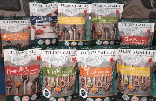 Tilly's 9 Meal Mixes