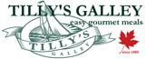 Tilly's Galley 160 x 65