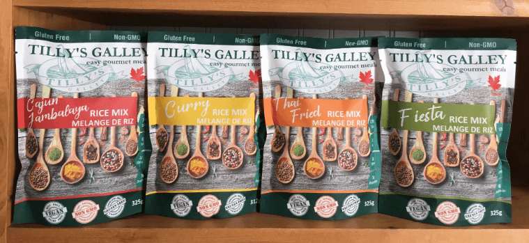 Tilly's Galley Rice Mixes