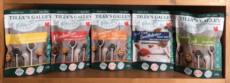 Tilly's Galley Soup Mixes