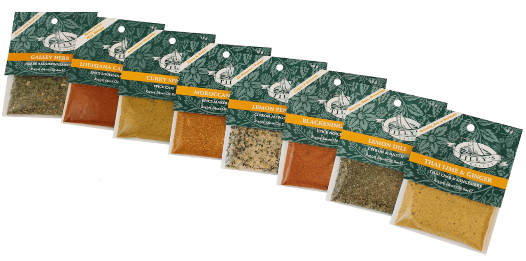 Tilly's Galley Spices