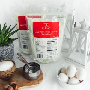 El Faro Artisan Flour Blend IG