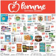 Pomme Natural Market Gluten-Free Flyer 2