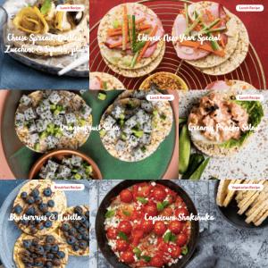 Corn Thins Recipes February 2021 2
