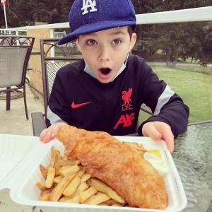 Fish & Chips El Faro Fusion