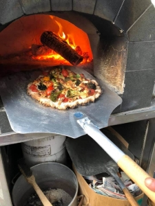 Art of Slow Food Pizza Oven