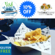 Floating Fish Store 10% Off IG