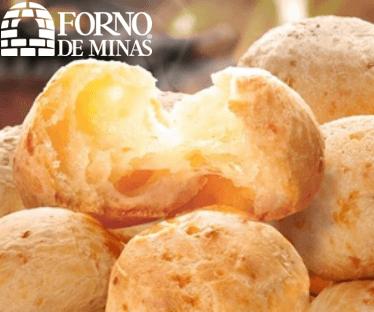Forno De Minas Cheese Rolls