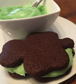 KOB Gluten-Free St. Patrick's Day Cookie Recipe
