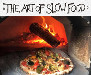 The Art of Slow Food Pizza Truck