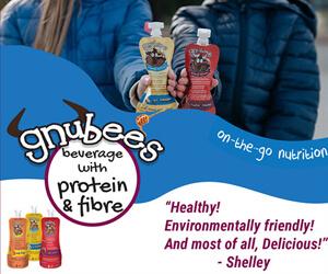 GnuSanté Nutritious On-the-Go Beverages