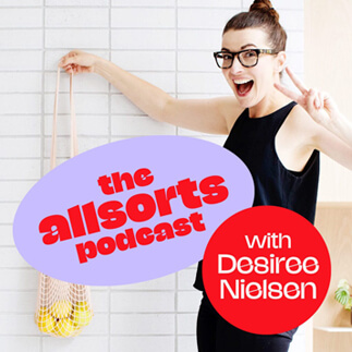 desiree nielson, rd the allsorts podcast wp