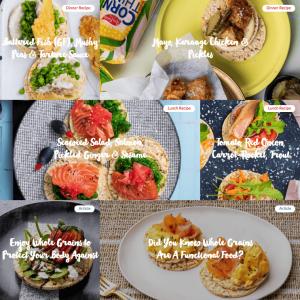 Corn Thins July Recipes ig