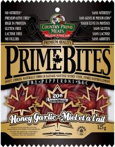 Country Prime Bites Honey Garlic