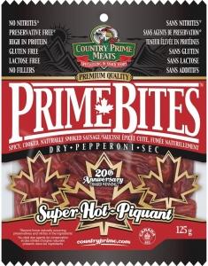 Country Prime Bites Super Hot