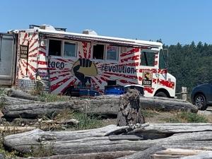 Taco Revolution Food Truck @ Esquimalt Lagoon | Koksilah | British Columbia | Canada