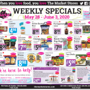 The Market Stores Gluten-Free Flyer ty