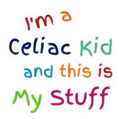 celiackidstuff i'm a celiac kid