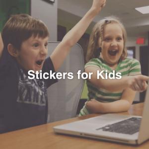 celiackidstuff stickers kids