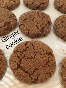 VGF Ginger Cookie