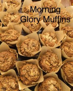 VGF Morning Glory Muffins