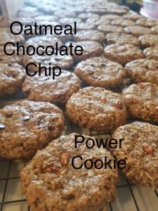 VGF Oatmeal Chocolate Chip Cookie