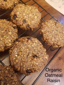 VGF Oatmeal Raisin Cookie